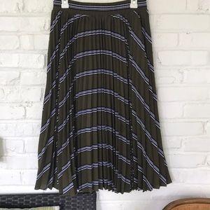 Modcloth pleated Skirt